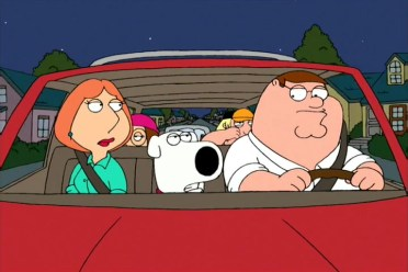 Family Guy - Papa Has a Rollin' Son