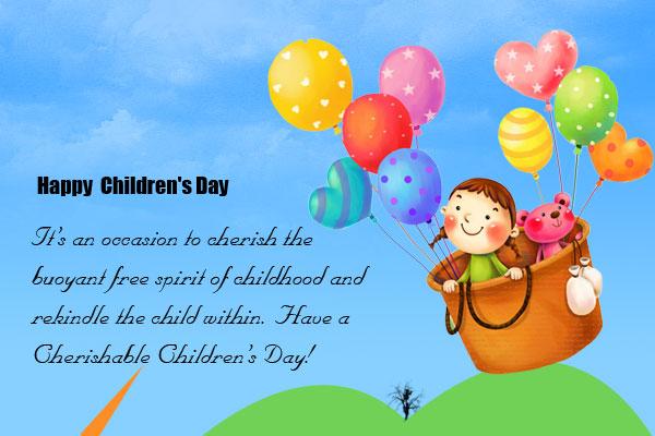 Bal Diwas Happy Children's Day Images Photos