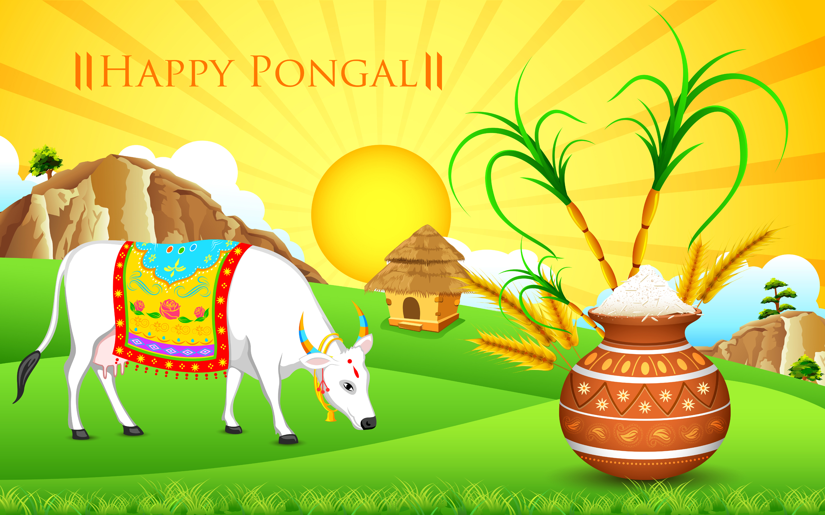 Happy Thai Pongal Quotes Wishes Messages Hd Videos