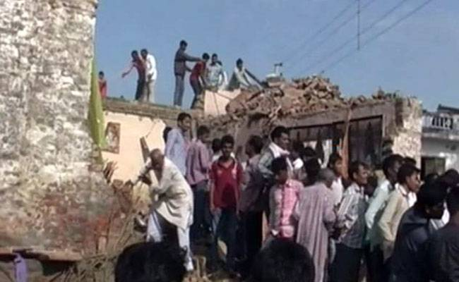 5 Killed and 2 Injured after a Building Collapse