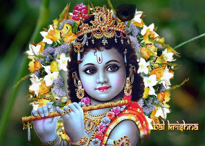 Cute Krishna HD Wallpapers1