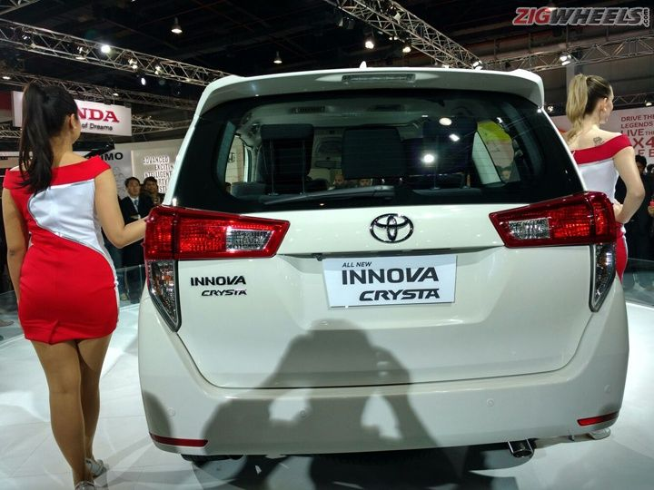Toyota Innova Crysta Petrol Launched with a Price Tag of Rs. 13.72 lakh in India3