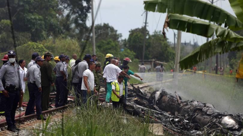 More than 100 killed in passenger plane crash in Cuba