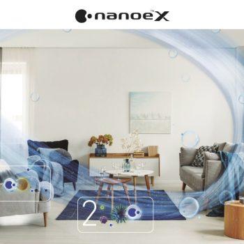 Panasonic – nanoe™ X. Élvezze a tiszta levegőt otthonában!