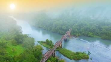 Neriamangalam arch bridge