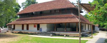Paliam Nalukettu Museum_North Paravur, Paliam Nalukettu Museum