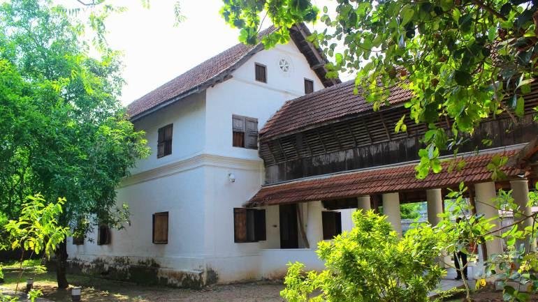 Paravur Synagogue - Kerala Jews History Museum