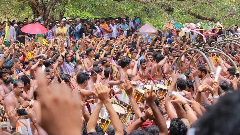Chenda Melam-Thrissur Pooram