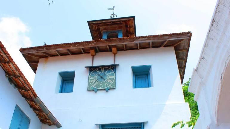Jewish-Synagogue-Paradesi-Synagogue-Clock