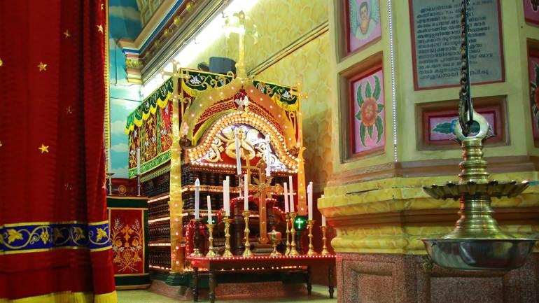 Tomb-of-Baselios-Yeldo-(Kabar)-at-St.-Thomas-church-Kothamangalam, Mar Thoma Cheriapally