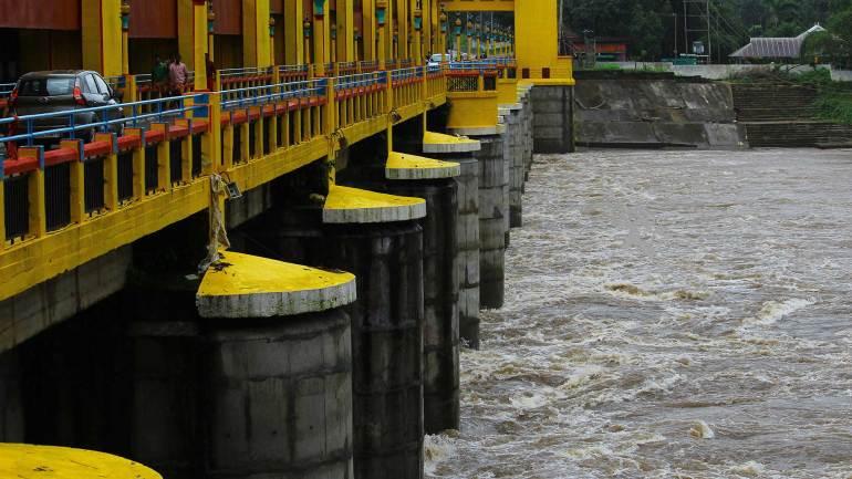 Bhoothathankettu-dam-in-heavy-rain