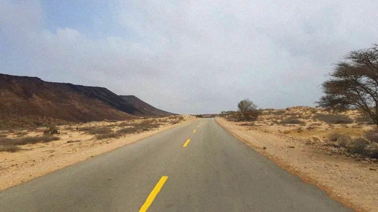 Hargeisa-Berbera-highway,-Somaliland-Horn-of-Africa, Hargeisa Berbera Highway