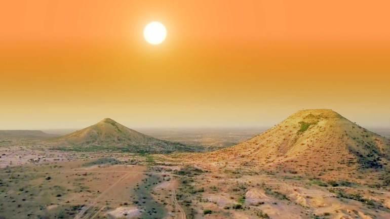Naasa-Hablood-dunes-at-Hargeisa-Somaliland, Naasa Hablood