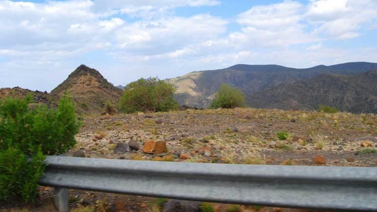 Peak-of-the-Sheikh-mountains,-Sheikh-village-Somaliland