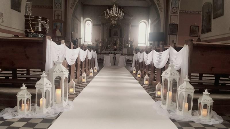 Dekoracja kościoła na ślub -  - 2018 10 20 17 06 39 278 1024x576