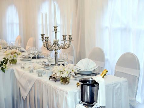 Skirting - falbana do stołu - wypozyczenie-dekoracji, tkaniny-i-tekstylia-dekoracyjne, dekoracja-stolow - thumb 1679
