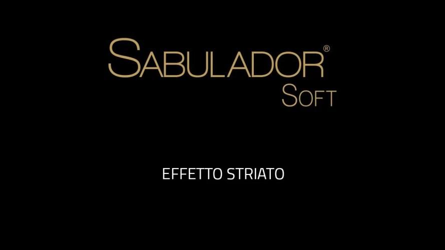 SABULADOR SOFT VALPAINT - Effetto Striato - Official Video