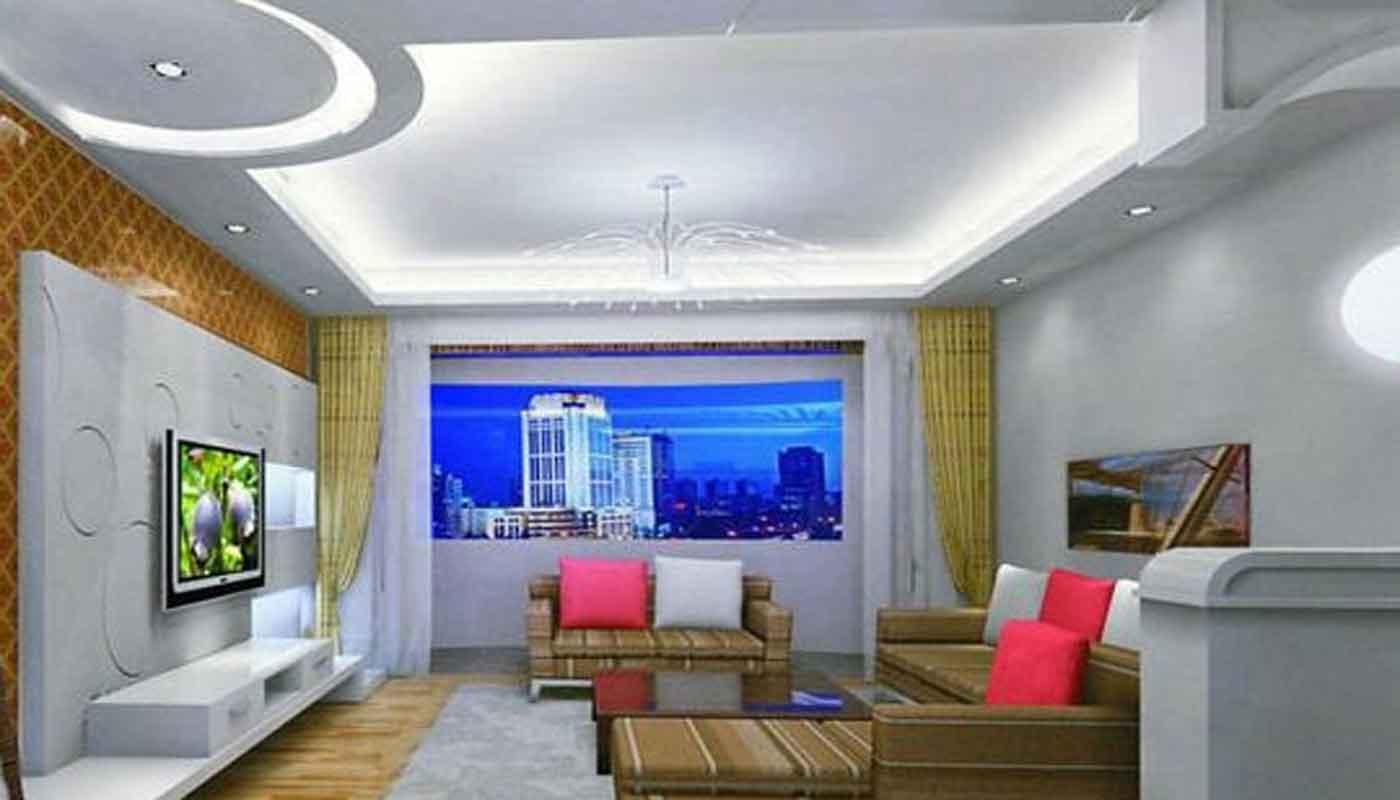 Asma tavan modern resimli isikli ev dekorasyon fikirleri - Al Pan Asma Tavan