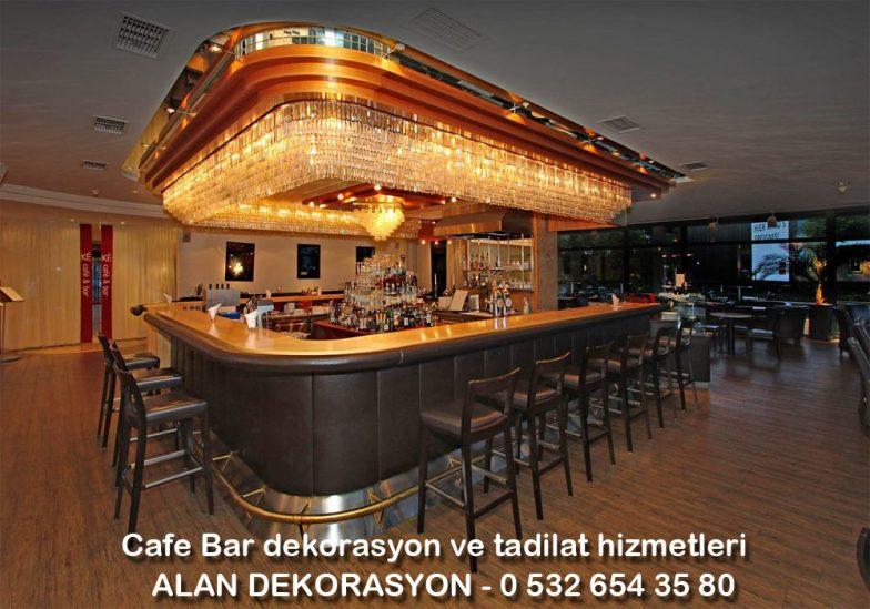 bar dekorasyon tadilat