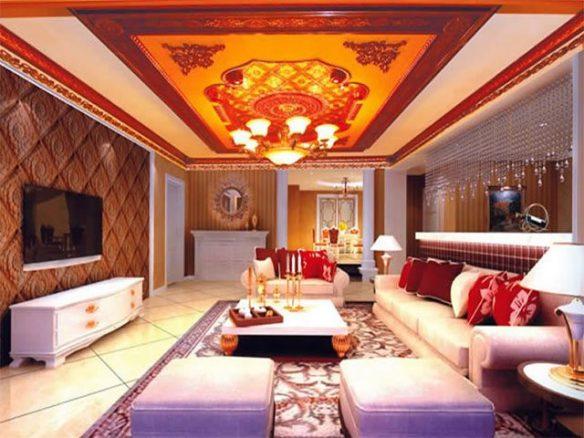 güzel ev dekorasyon örnekleri 1