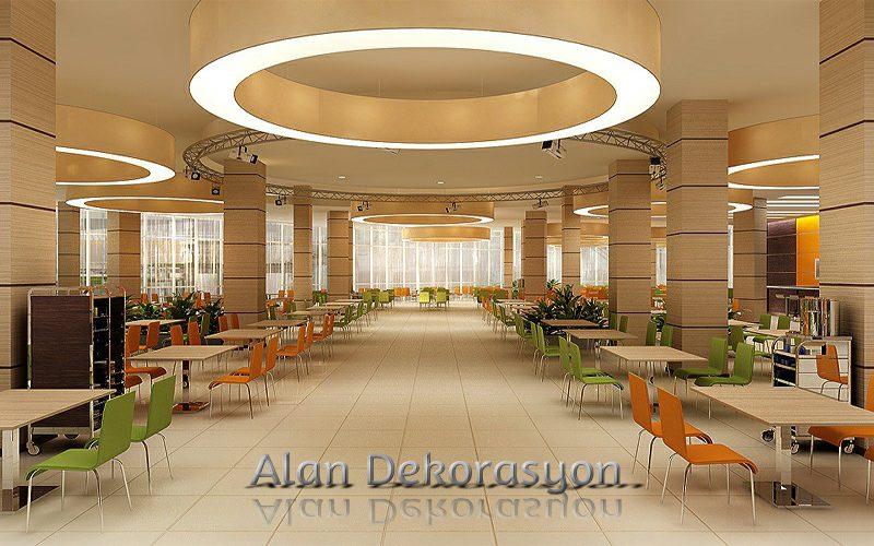 Restoran Dekorasyonları