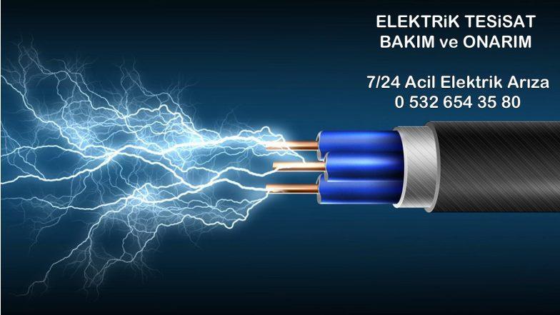 Çayyolu Elektrikçi