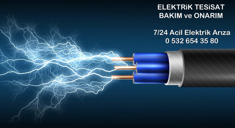Yenimahalle Elektrikçi
