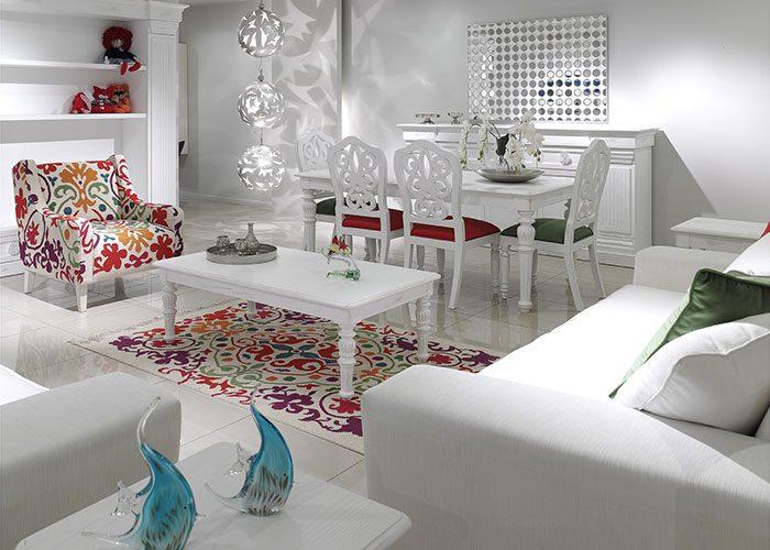 dekorasyonda renklerin kullanımı