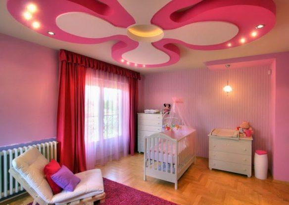 çocuk odası asma tavan
