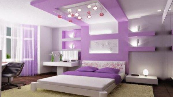 yatak odası niş örneği
