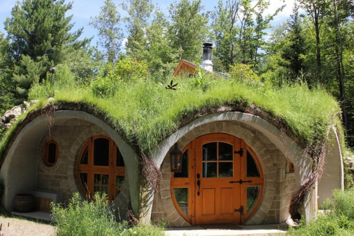 hobbit evler
