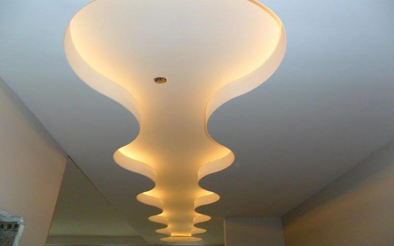 koridor tavan tasarımları