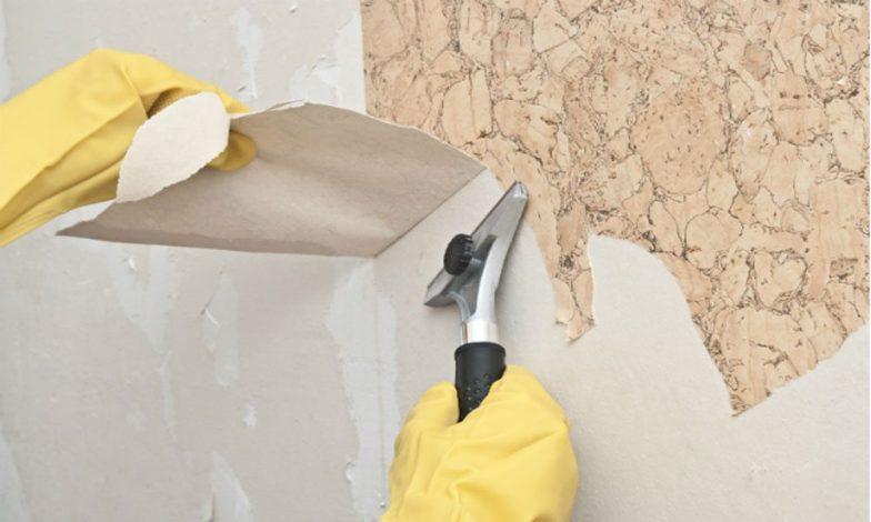 duvar kağıdı nasıl çıkarılır