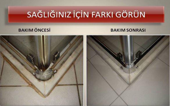 duşakabin temizliğinin püf noktaları