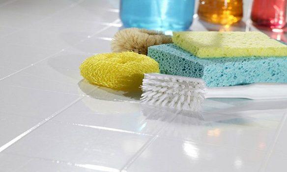 fayans temizleme malzemeleri