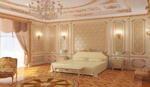 alçı duvar dekorasyon 6