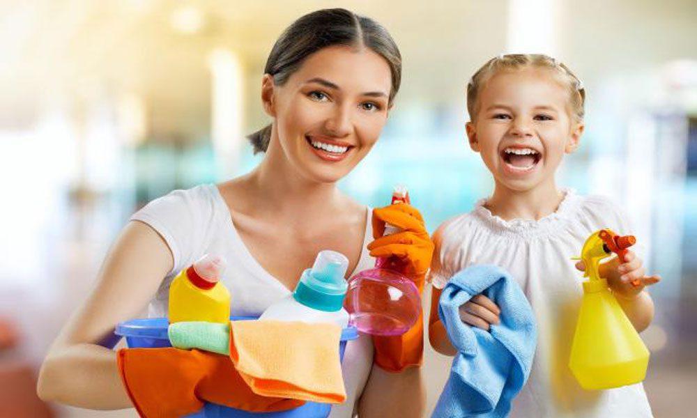 günlük temizlik