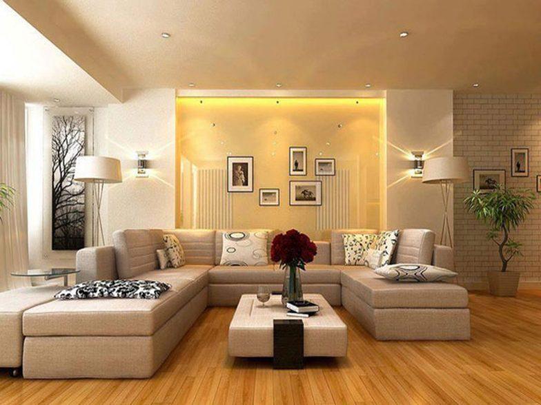 oturma odası aydınlatma