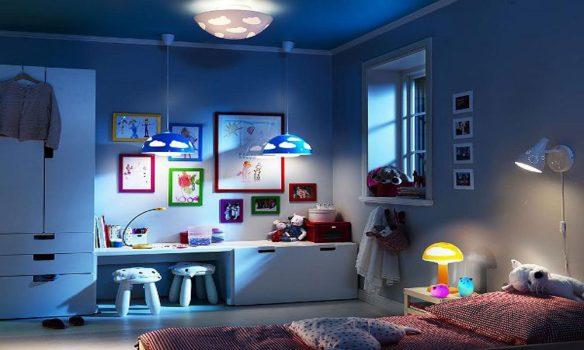 çocuk odası aydınlatma4