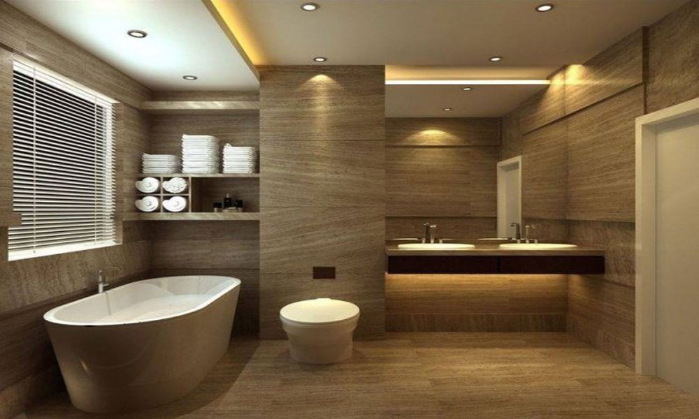 Otel banyoları 4