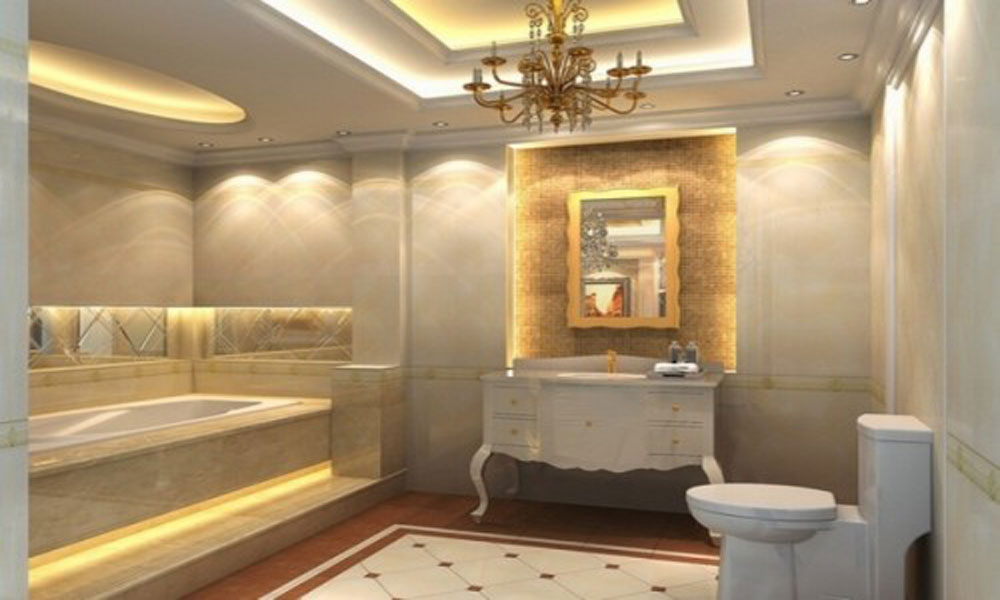 Otel banyoları 5
