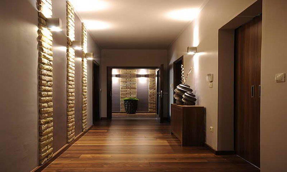 Otel koridorları 4