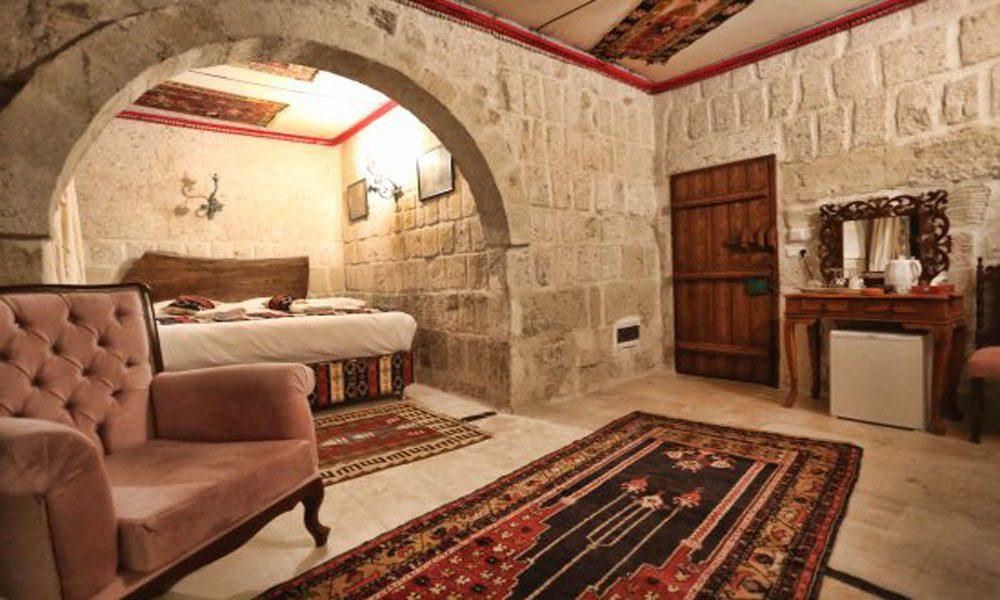 Otel odaları 6