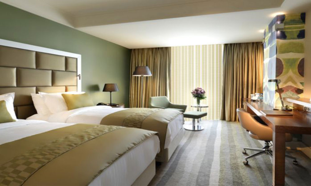 Otel odaları 9
