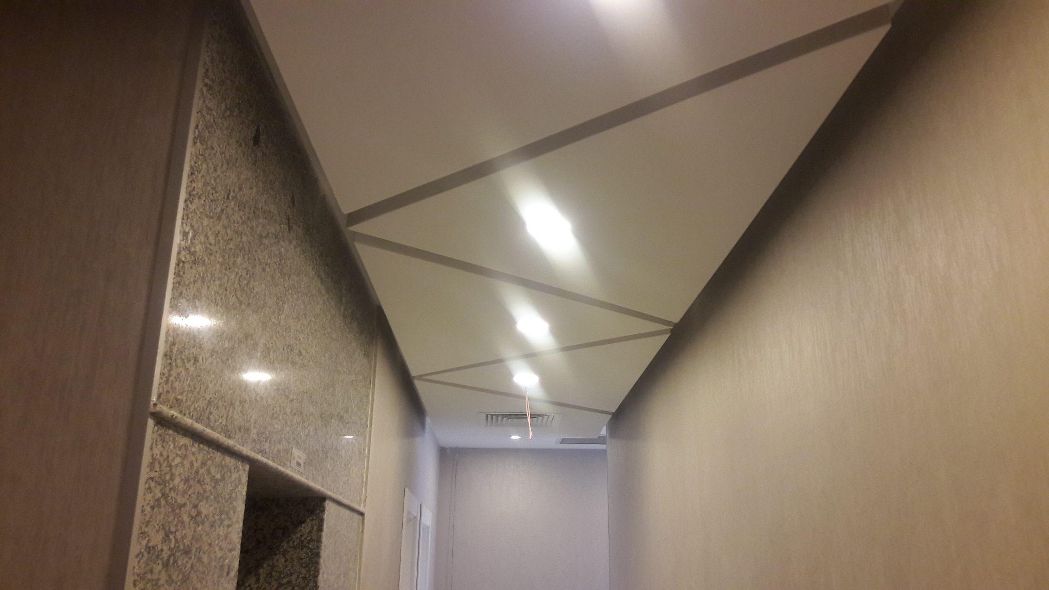 Koridor dekorasyon çalışması 2
