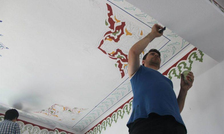 Cami dekorasyonları