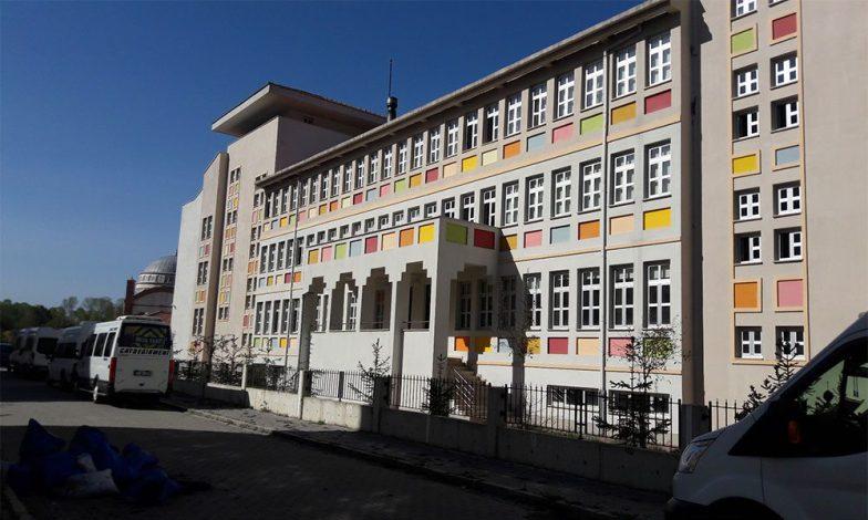Toki okul tadilatları