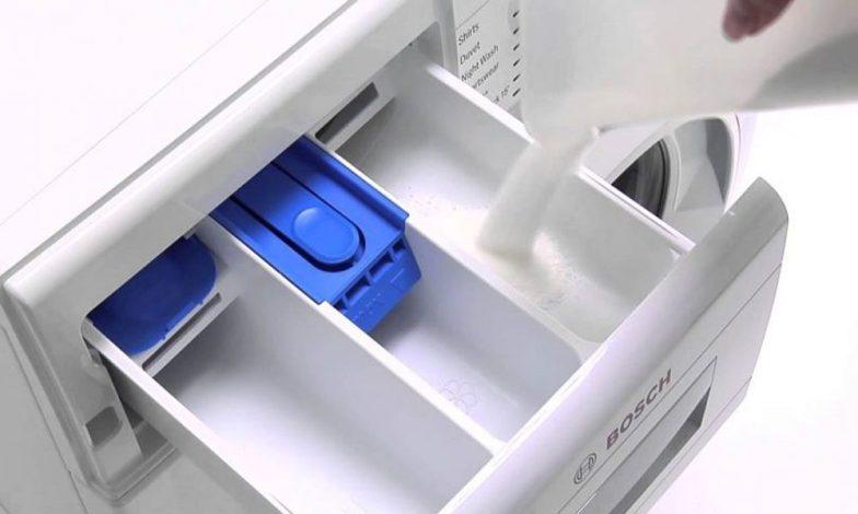 deterjan gözü temizliği