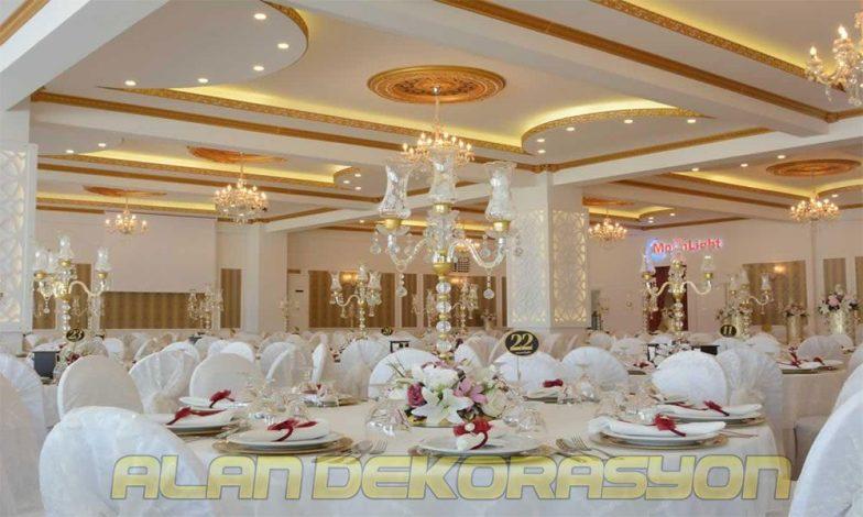 Düğün salonu tasarım