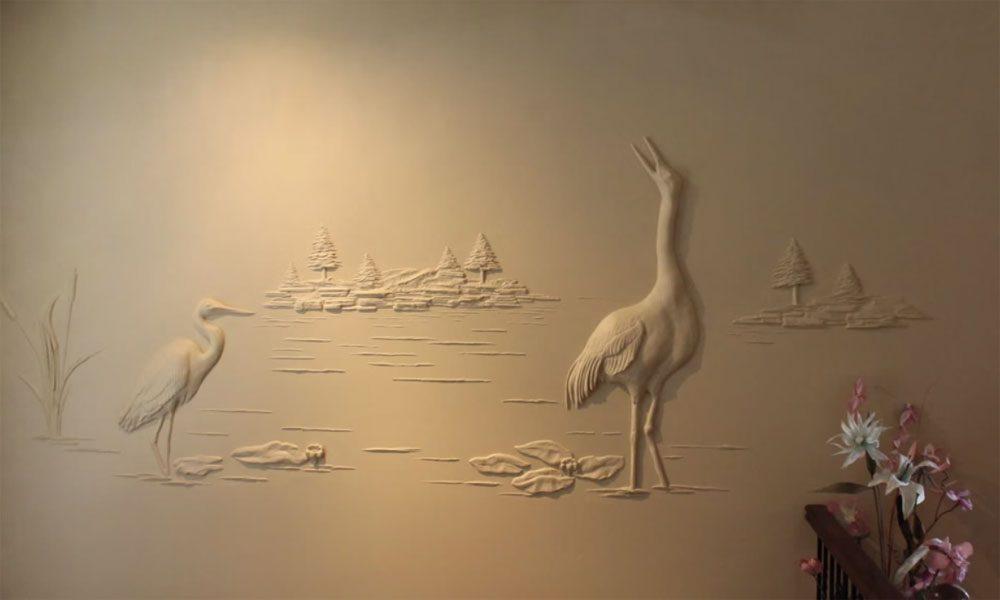 dekoratif duvar boyası örneği7